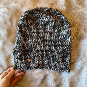 free people slouchy knit beanie